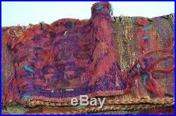 Antique belt selk Berber Sash Ait Ouaouzguite amazigh Moroccan Fine Hand carved