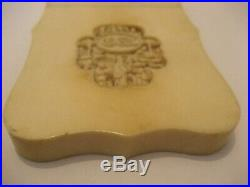FINE LARGE 19th CENTURY CHINESE CANTONESE CARVED CARD CASE