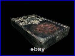 Fine Chinese Antique Hand Carving Duan Ink Slab Ink Stone Marks