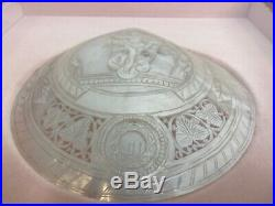 RARE Set Of 2 Mother Of Pearl Fine Carvings Nativity And Resurrection Depictions