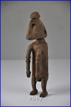 Tribal Art Finely Carved Indonesian Timur Ancestral Male Figure
